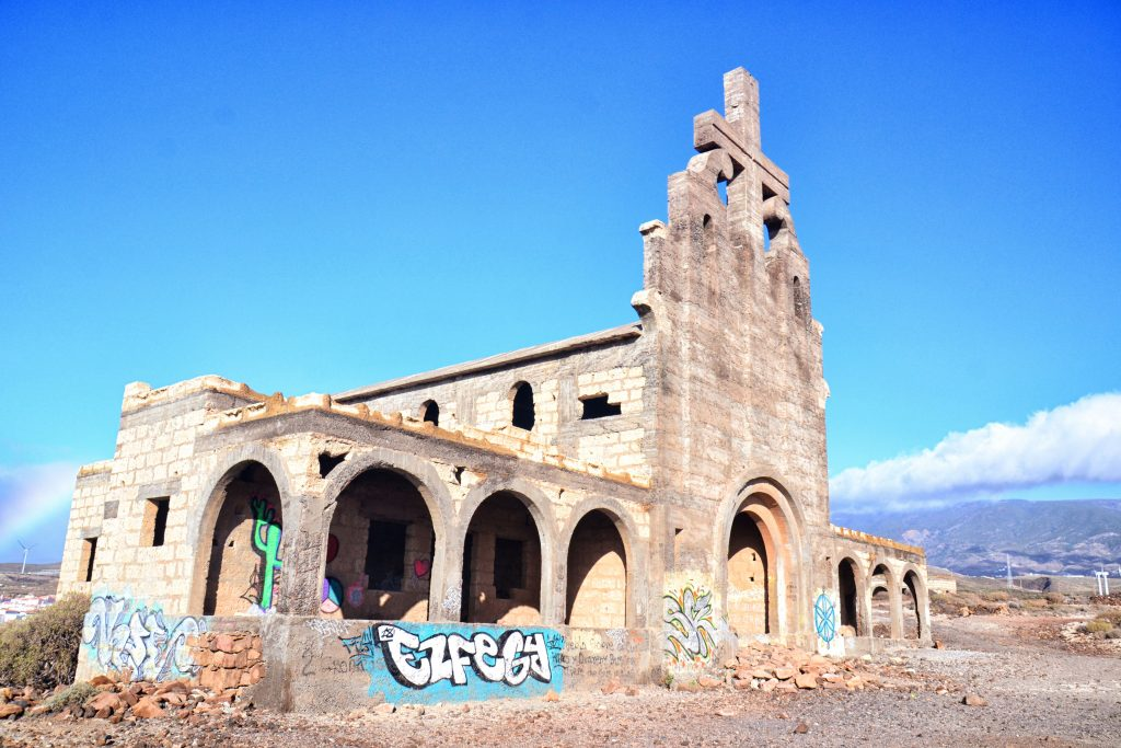 Iglesia wSanatorio de Abona