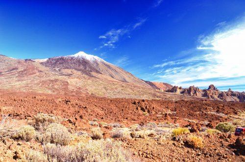 volcano el teide