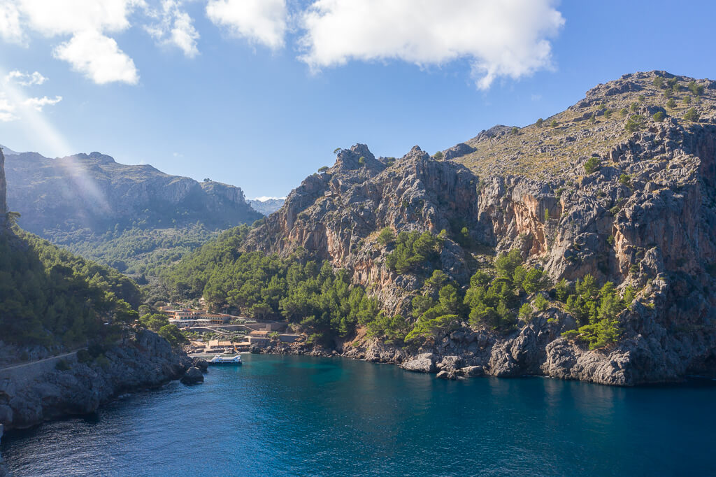 one day in mallorca