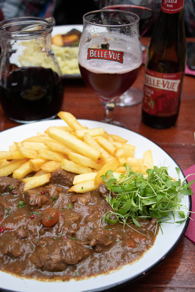 what to try in brussels