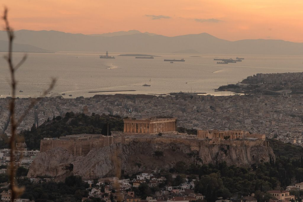 4 best viewpoints in Athens